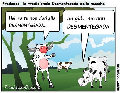 Predazzo la desmontegada by predazzo blog Predazzo, le novità della desmontegada 2013