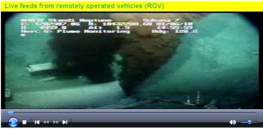 falla petrolio messico blog predazzo Top Kill. Video diretta dal Golfo del Messico, tentativo di chiudere la falla della fuoruscita del petrolio.
