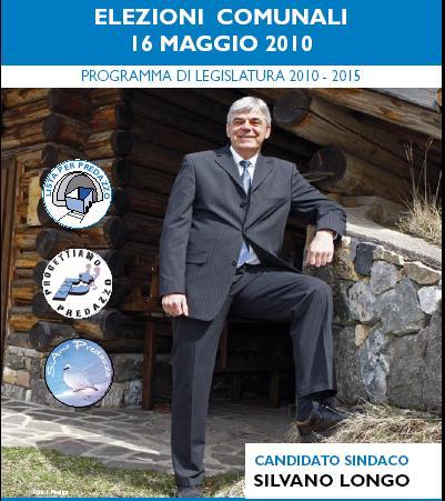 foto silvano longo blog predazzo Predazzo elezioni, programma e foto dei candidati che sostengono Silvano Longo
