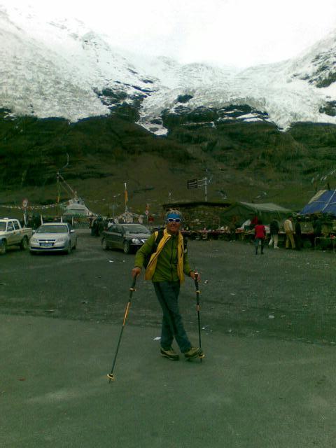 03092010 Notizie e foto dalla spedizione italiana alla conquista del Cho Oyu con la guida alpina Aldo Leviti di Predazzo