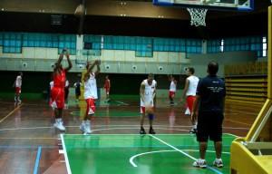 armani baskey p 300x192 Basket, a Cavalese i campioni di serie A dell'Olimpia Armani Milano