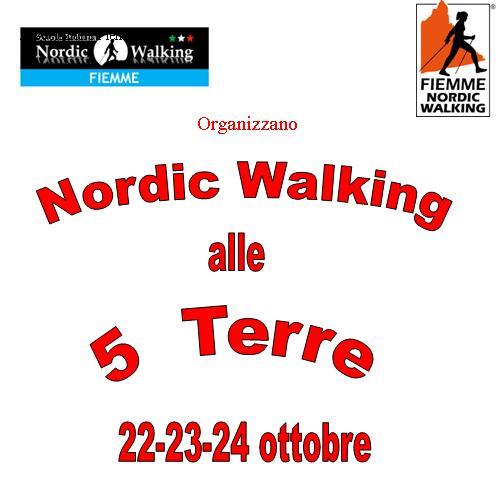 cinque terre blog predazzo Escursione alle Cinque Terre con Fiemme Nordic Walking
