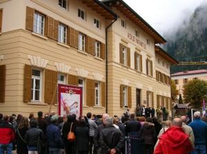 predazzo inaugurazione asilo 1 predazzo blog 300x224 Predazzo, festeggiati alla grande i 100 anni dellAsilo