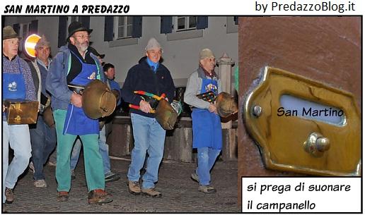 san Martino a Predazzo Predazzo: Fuochi di san Martino 2010. Foto e video