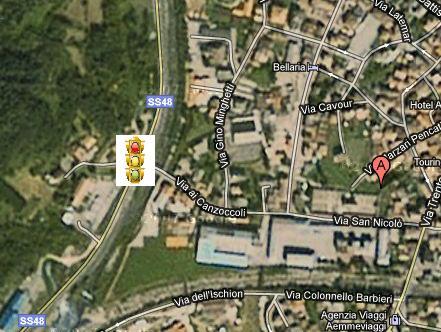 semaforo circonvallazione predazzo blog Predazzo: Mezzavalle, via Dante e Semaforo. 3 domande in attesa di risposte sul nostro Forum