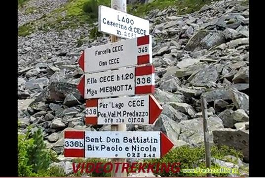 videotrekking cima cece by predazzo blog VideoTrekking: Cima Cece Lagorai panorama 360° by Predazzo Blog