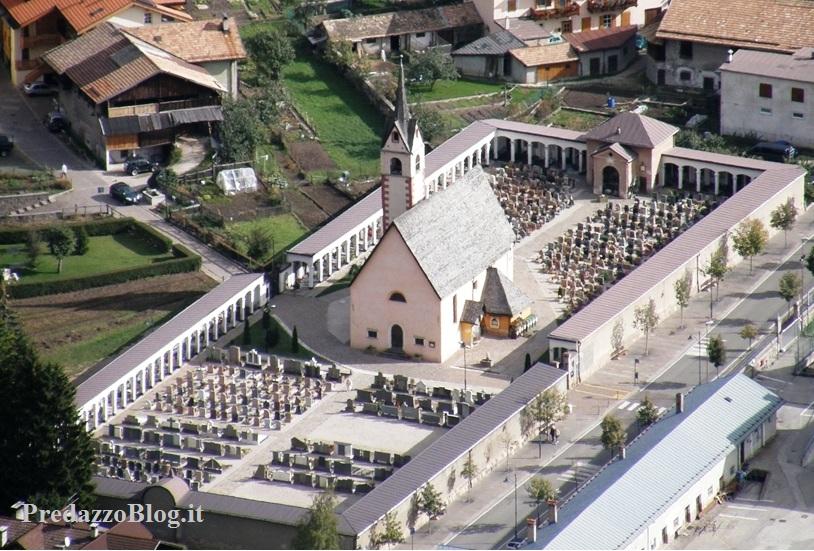 predazzo chiesa san nicolo ph mauro morandini predazzoblog Le Chiese di Predazzo