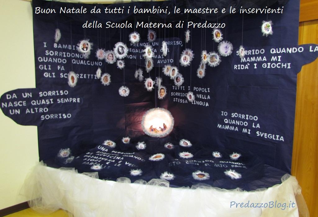 presepio 2011 asilo infantile predazzo predazzoblog  Buon Natale dagli amici di PredazzoBlog attraverso la foto del loro presepio   3