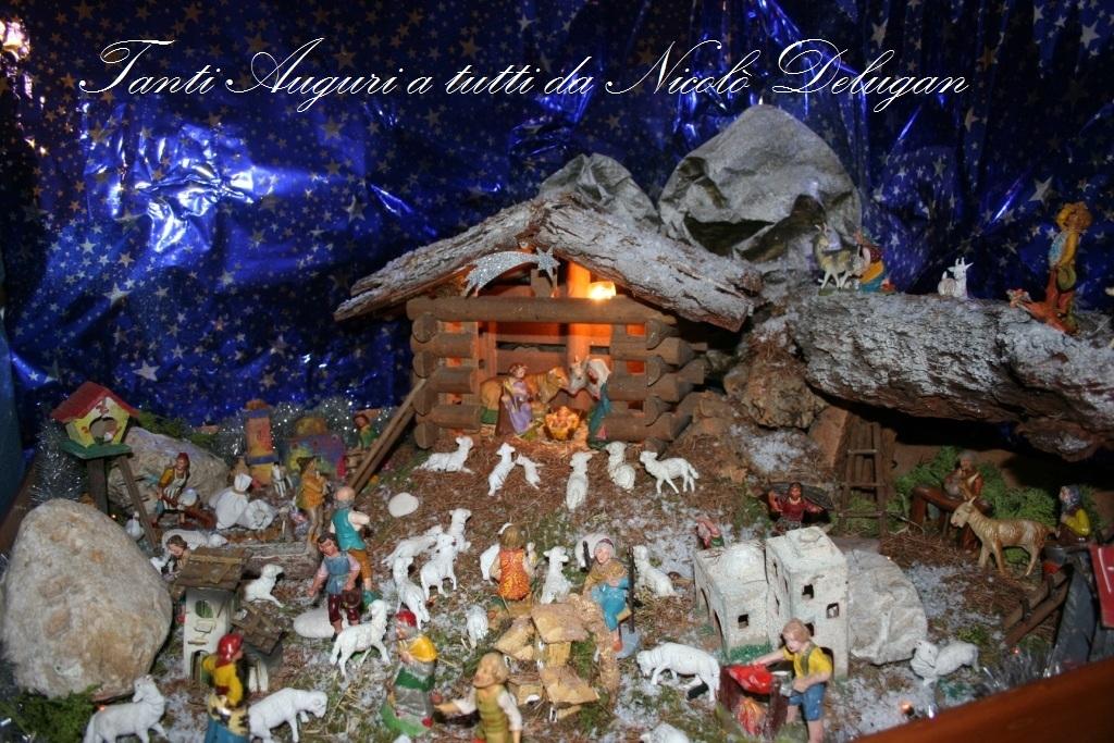 presepio nicolo delugan predazzo blog  Buon Natale dagli amici di PredazzoBlog attraverso la foto del loro presepio – 4