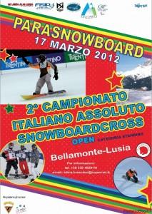 parasnowboard 2012 sportabili predazzo blog1 213x300 SportAbili di Predazzo medaglie pregiate ai Campionati Italiani