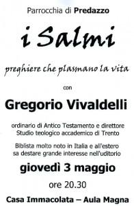 predazzo incontro gregorio vivaldelli 196x300 Predazzo serata con il prof. Gregorio Vivaldelli. Registrazione live