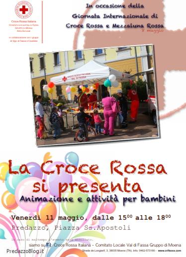 croce rossa predazzo blog Predazzo,  La Croce Rossa si presenta 11 maggio