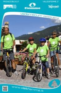 Vademecum fiemme estate 2012 197x300 Calendario eventi estate 2012 in Valle di Fiemme   scarica ebook