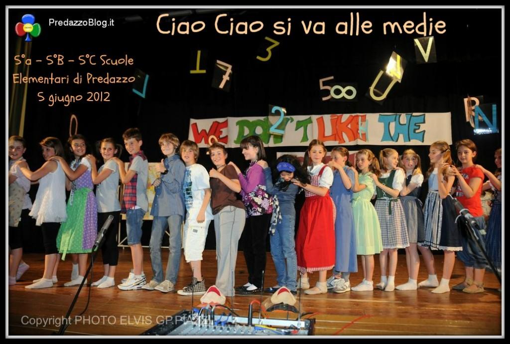 predazzo recita fine scuole 5 elementare predazzoblog 131 1024x691 La fotogallery dello spettacolo dei ragazzi delle 5° Elementari di Predazzo