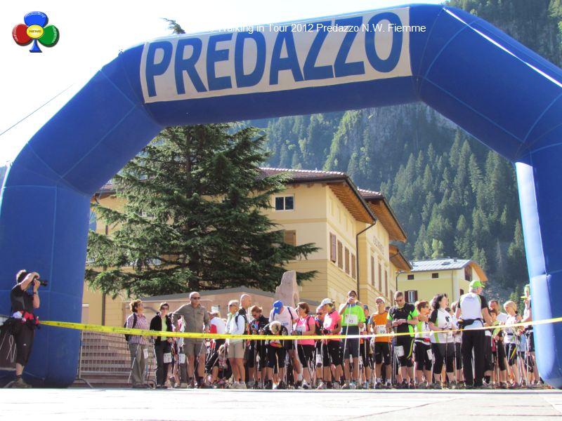 Predazzo nordic walking in tour 2012 fiemme predazzoblog48  Nordic Walking in Tour 2012 – Le foto della 5° tappa a Predazzo