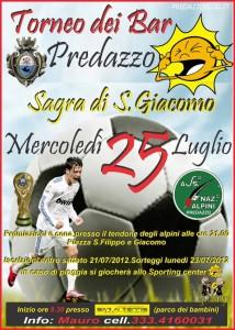predazzo torneo bar 2012 214x300 Predazzo, Torneo dei Bar alla Sagra di S. Giacomo