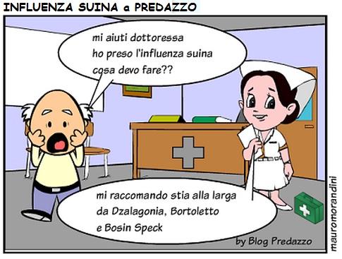influenza suina a Predazzo predazzo blog Niuss