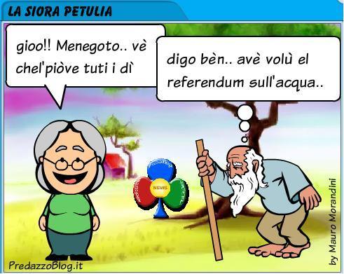 la siora petulia al referendum by predazzo blog Niuss