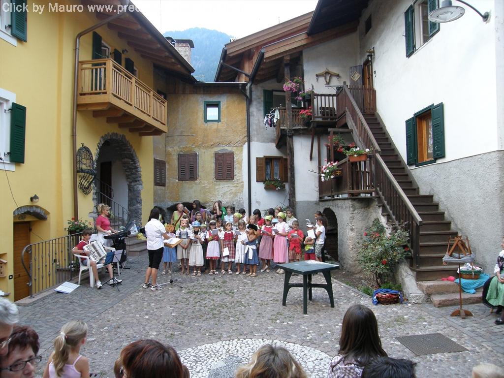 predazzo coro magico incanto al piazzol by blog predazzo Predazzo