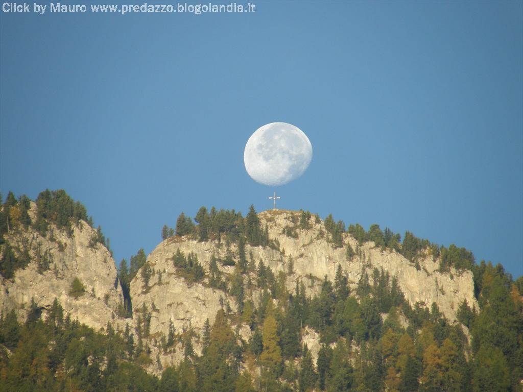 predazzo la luna a pelenzana by morandinieu Predazzo