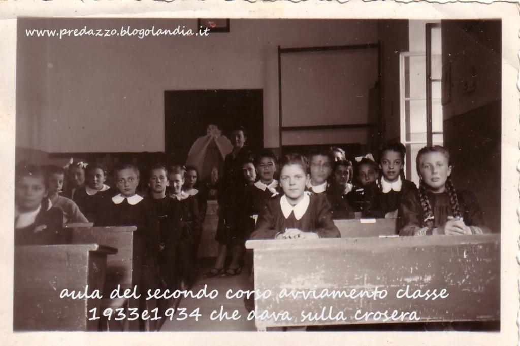 classe secondo avviamento 1933 34 Predazzo blog 1024x6821 SuperZip 1945