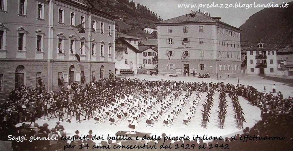 piazza balilla predazzo blog1 SuperZip 1945