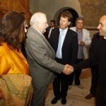 Pino e Walesa 3 150x150 150x150 Lech Walesa visita la Magnifica Comunità di Fiemme: Caro Lech grazie per aver cambiato la storia.  Foto e video.