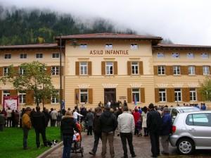 predazzo inaugurazione asilo predazzo blog 300x224 1 2 3 Stella   Il giornalino dellAsilo di Predazzo