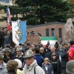 predazzo inaugurazione monumento al finanziere 14 nov 2010 ph mauro morandini predazzo blog12 150x150 Predazzo, inaugurato il Monumento al Finanziere. Fotogallery