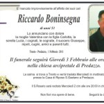 Riccardo boninsegna 150x150 Necrologi, Luigia Giongo e Bruno Dallabona