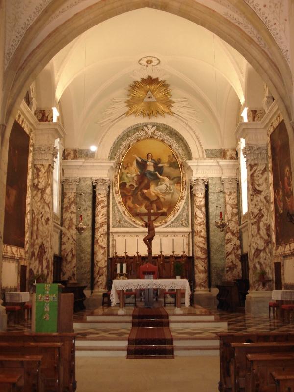 Santa Fa 2019 >> La Chiesa di Cavalese restaurata - PredazzoBlog - PredazzoBlog