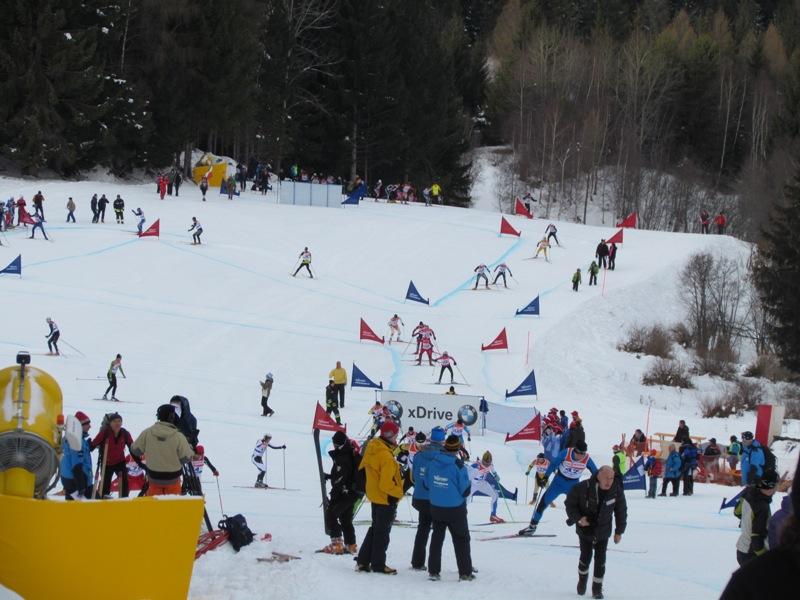tour de ski 2012 cermis 8.1.12 ph mauro morandini predazzoblog3 La mission di Bruno Felicetti: Con i giovani verso i nuovi Mondiali