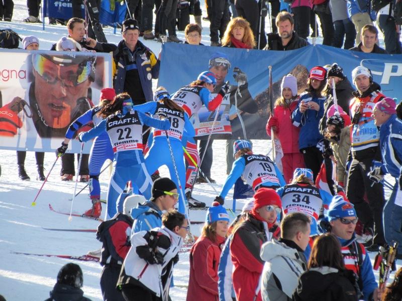 tour de ski 2012 cermis 8.1.12 ph mauro morandini predazzoblog39 La mission di Bruno Felicetti: Con i giovani verso i nuovi Mondiali
