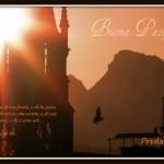 predazzo alba sulla chiesa parrocchiale pensiero buona pasqua ph mauro morandini predazzo blog 150x150 L'ESTATE PREDAZZANA AI TEMPI DI COVID 19