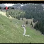 Giro Italia 2012  Fiemme Manghen Pampeago Lavaze ph streaming tv valle di fiemme it 11