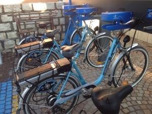 20120814 080200 Predazzo, il Bike Sharing è diventato operativo