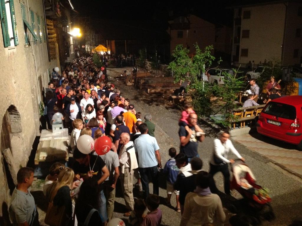 20120817 215201 Predazzo, articolo live dai Catanauc 2012