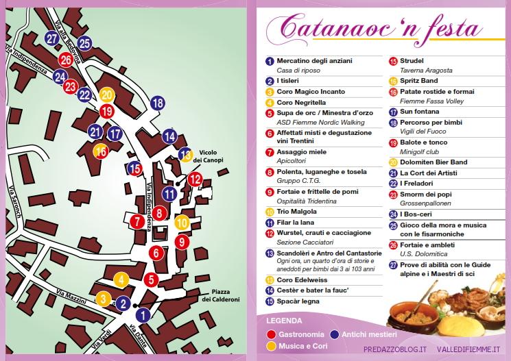 CATANAOC CARTINA 2012 predazzo blog Predazzo, articolo live dai Catanauc 2012