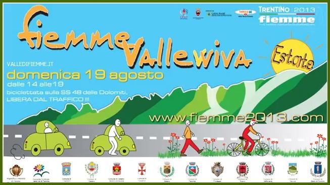 FIEMME SENZAUTO ESTATE 2012 Fiemme SenzAuto edizione destate domenica 19 agosto