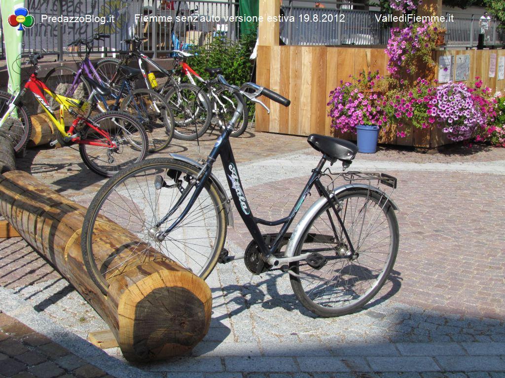 fiemme senzauto agosto 2012 ph mauro morandini predazzo blog33 Mobilità Sostenibile al centro del mondo produttivo di Fiemme
