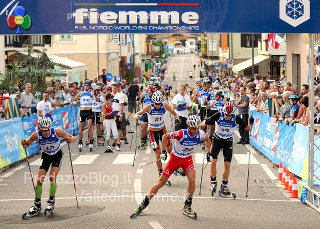 predazzo fis summer gran prix voli skiroll 30.8.2012 ph piazzi G. elvis predazzoblog20 Coppa del Mondo di Skiroll in Valle di Fiemme
