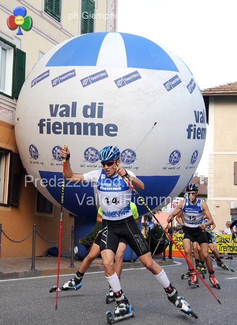 predazzo fis summer gran prix voli skiroll 30.8.2012 ph piazzi G. elvis predazzoblog3  Roller Ski World Cup 2014 in Valle di Fiemme