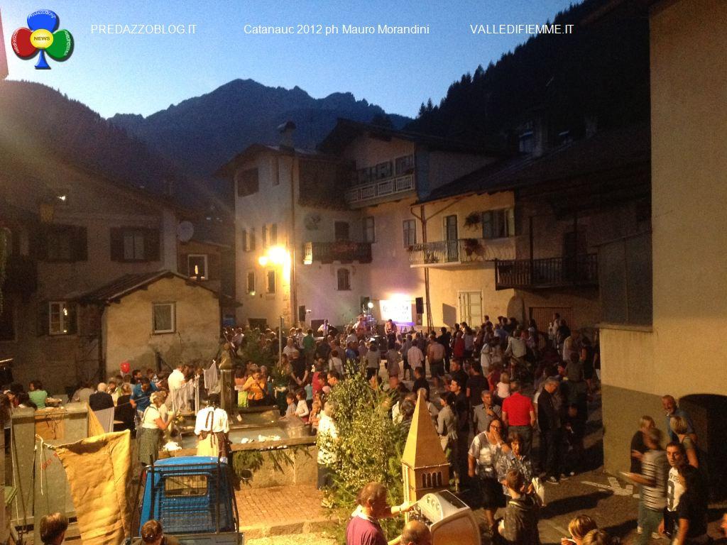 predazzo ph mauro morandini fiemme catanauc 2012 predazzo blog4 Predazzo   Catanaoc 'n festa 2014 al rione di Is cia