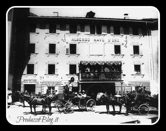 albergo nave doro1 Predazzo, salpa la Nave dOro, associazione culturale giovanile per Fiemme e Fassa