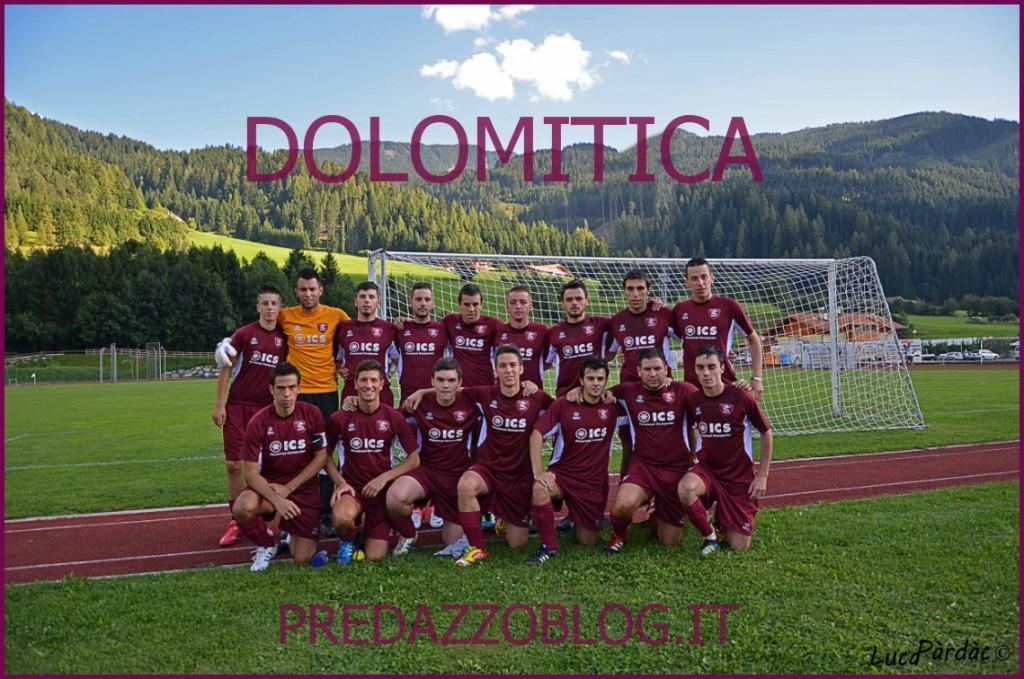 dolomitica predazzo blog 1024x679 Predazzo calcio, Dolomitica   Aquila Trento 3 a 2