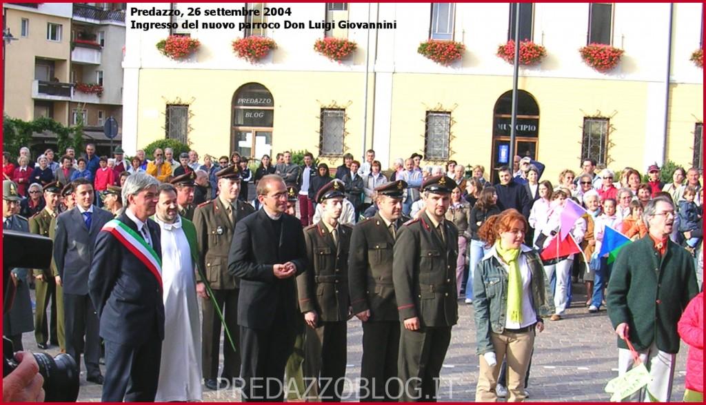 predazzo ingresso don luigi giovannini 26.9.2004 by predazzoblog 1024x587 Don Luigi Giovannini   Parroco dal 2004 al 2012