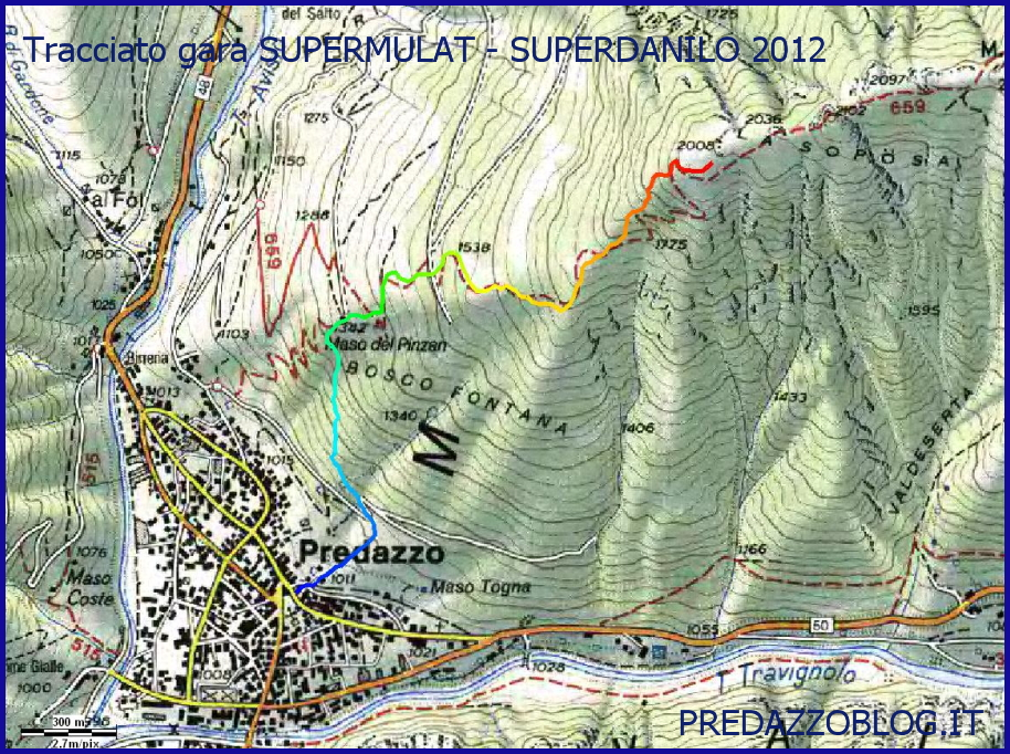 SUPERMULAT CARTINA 2012 PREDAZZO BLOG SUPERMULAT – SUPERDANILO 2012
