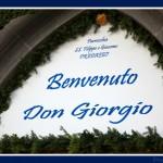 benvenuto a don giorgio parroco di predazzo1 150x150 Don Giorgio Broilo parroco dal 2012 al