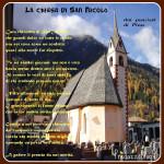 chiesa di san nicolò 1 150x150 Predazzo, inaugurazione di fine lavori della Chiesa di San Nicolò