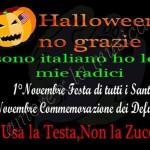 halloween no grazie usa la testa non la zucca1 150x150 I Santi: uomini che non portano maschere. Halloween? No Grazie!